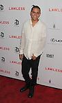 HOLLYWOOD, CA - AUGUST 22: Evan Ross arrives at the 'Lawless' Los Angeles Premiere at ArcLight Cinemas on August 22, 2012 in Hollywood, California. /NortePhoto.com....**CREDITO*OBLIGATORIO** *No*Venta*A*Terceros*..*No*Sale*So*third* ***No*Se*Permite*Hacer Archivo***No*Sale*So*third*