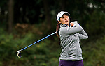 Xiyu Lin of China in action during the Hyundai China Ladies Open 2014 on December 12 2014 at Mission Hills Shenzhen, in Shenzhen, China. Photo by Li Man Yuen / Power Sport Images