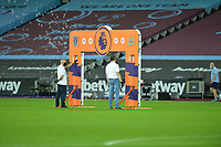 Premier League sign during West Ham United vs Newcastle United, Premier League Football at The London Stadium on 12th September 2020