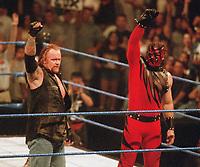 Undertaker Kane 2000                                              Photo By John Barrett/PHOTOlink