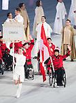 Sonja Gaudet, Sochi 2014.<br /> Highlights from the Opening Ceremonies of Sochi 2014 // Faits saillants de la cérémonie d'ouverture de Sotchi 2014. 07/03/2014.
