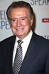 """Regis Philbin.attending the Opening Night Performance of 'Relatively Speaking""""- Three One Act Comedies by Ethan Cohen, Elaine May & Woody Allen at the Brooks Atkinson Theatre in New York City. October 20, 2011 © Walter McBride/WM Photography"""
