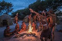 Kalahari Bushman dance