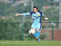 Belgium - Ukraine : Nicky Evrard<br /> foto DAVID CATRY / Nikonpro.be