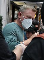 OCT 03 Daniel Craig seen in NYC