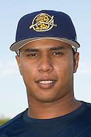 Charleston River Dogs outfielder Jose Tabata (#39)