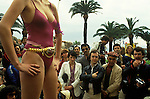 Cannes Film Festival 1980. France.