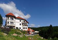 Hotel Dziki Potok in Karpacz, Woiwodschaft Niederschlesien (Województwo dolnośląskie), Polen, Europa<br /> Hotel Dziki Potok in Karpacz, Poland, Europe
