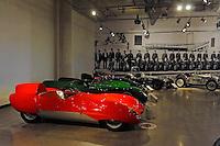 17-19  July, 2009, Birmingham, Alabama USA.Lotus Collection, Barber Vintage Motorsports Museum.©2009 F.Peirce Williams, USA.