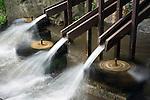 Germany, Thuringia, near Brotterode-Trusetal: Trusetal pebble mill | Deutschland, Thueringen, bei Brotterode-Trusetal: die Trusetaler Kugelmuehle