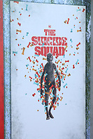LOS ANGELES - AUG 2:  General Atmosphere at the The Suicide Squad Premiere at the Village Theater on August 2, 2021 in Westwood, CA