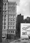 Pittsburgh PA:  View of the Gamble Building at 725 Liberty Avenue and Dimling's Candies in Pittsburgh.  Brady Stewart Studio occupied the entire 4th flood of the building.  The space was perfect for a commercial photography studio with 20 ft ceilings and room for 2 darkrooms, 2 large sets up areas.<br />