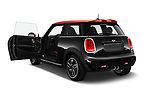 Car images close up view of a 2017 Mini MINI John Cooper Works 3 Door Hatchback doors