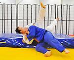 Tony Walby and Tim Rees, London 2012 - Para Judo // Parajudo.<br /> Highlights from a Para Judo training session // Faits saillants d'une séance d'entraînement en Para judo. 08/26/2012.