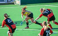 210911 Wellington Women's P3 Hockey - Northern United v Naenae