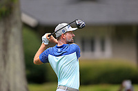 4th September 2020, Atlanta GA, USA;  Webb Simpson tees off during the first round of the TOUR Championship  at the East Lake Golf Club in Atlanta, GA.