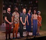 'Log Cabin' - Opening Night Curtain Call