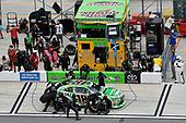 NASCAR XFINITY Series<br /> Coca-Cola Firecracker 250<br /> Daytona International Speedway, Daytona Beach, FL USA<br /> Saturday 1 July 2017<br /> Daniel Suarez, IBSA Toyota Camry, makes a pit stop.<br /> World Copyright: John K Harrelson<br /> LAT Images