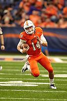 SAN ANTONIO, TX - OCTOBER 21, 2017: The University of Texas at San Antonio Roadrunners defeat the Rice University Owls 20-7 at the Alamodome. (Photo by Jeff Huehn)
