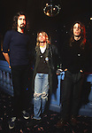 Various portraits & live photographs of the rock band, <br /> Nirvana