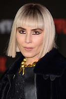 """Noomi Rapace<br /> arriving for the """"Bright"""" European premiere at the BFI South Bank, London<br /> <br /> <br /> ©Ash Knotek  D3364  15/12/2017"""