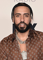"""HOLLYWOOD, CA - MAY 27:  French Montana at the 2021 """"iHeartRadio Music Awards"""" airing live from The Dolby Theatre in Los Angeles, Thursday, May 27 (8:00-10:00 PM ET live / PT tape-delayed) on FOX. CR: Scott Kirkland/FOX/PictureGroup © 2021 FOX MEDIA, LLC. (Photo by Scott Kirkland/FOX/PictureGroup)"""