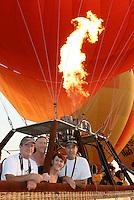 20111224 Hot Air Balloon Cairns 24 December
