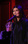 """Joanna Gleason performing a press preview of  """"Out of the Eclipse""""  at Feinsteins/54 Below on February 21, 2019 in New York City."""