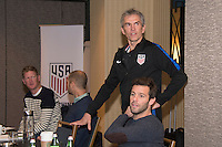 Chicago, IL. - December 17, 2016:   US Soccer Coaching/course with MLS coaches, in Chicago, IL.