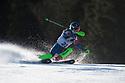 10/01/2018 under 16 girls slalom run 2