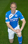 St Johnstone FC photocall Season 2016-17<br />Steven Anderson<br />Picture by Graeme Hart.<br />Copyright Perthshire Picture Agency<br />Tel: 01738 623350  Mobile: 07990 594431