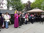 Gathering At Pope's Cross 2014