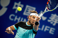 China Open 2015 - ATP & WTA Finals on day 9 of the 2015 China Open at the National Tennis Centre on October 9, 2015 in Beijing, China.