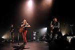 LIZ CHERHAL<br /> Chant, clavier : Liz Cherhal<br /> Guitare : Nicolas Bonnet<br /> Violoncelle/basse : Morvan Prat<br /> Batterie : Lionel Bézier<br /> Lieu : Auditorium Jean Cocteau<br /> Ville : Noisiel<br /> Date : 17/10/2015<br /> © Laurent Paillier / photosdedanse.com