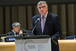 General Assembly Seventy-first session High-level plenary meeting on addressing large movements of refugees and migrants.<br /> <br /> <br /> Chilly
