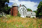 Eshback Barn,  Delaware Water Gap National Recreation Area, Pennsylvania