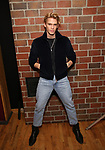 Cody Simpson during his Broadway Debut Photo Shoot at Premiere Studios on December 4, 2018 in New York City.
