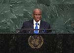 72 General Debate – 22 September <br /> <br /> Saint Vincent and the Grenadines