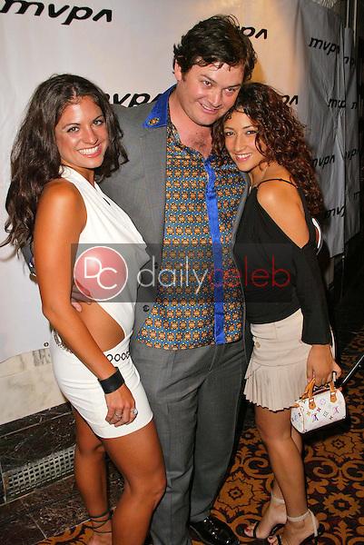 Bridgetta Tomarchio and friends Rueben and Miriam