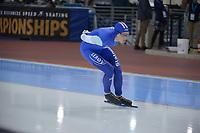 SPEEDSKATING: 13-02-2020, Utah Olympic Oval, ISU World Single Distances Speed Skating Championship, 5000m Men, Håvard Bøkko (NOR), ©Martin de Jong