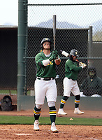 Preston Godfrey - 2021 Central Arizona College Vaqueros (Bill Mitchell)
