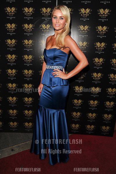 Alex Gerrard  arriving for the Lipsy Fashion Awards,  at Dstrkt, London. 29/05/2013 Picture by: Steve Vas / Featureflash
