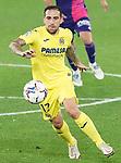 Villarreal CF's Paco Alcacer during La Liga match. November 2, 2020. (ALTERPHOTOS/Acero)