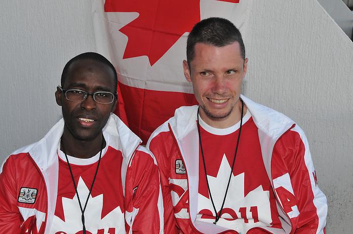 Guadalajara 2011.<br /> Highlights from the Team Canada Welcome Ceremony // Faits saillants de la cérémonie de bienvenue d'Équipe Canada. 11/09/2011.