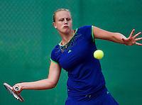 12-08-13, Netherlands, Raalte,  TV Ramele, Tennis, NRTK 2013, National RankingTennis Championships 2013, Mandy Wagemaker <br /> <br /> Photo: Henk Koster