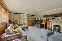 BNPS.co.uk (01202) 558833. <br /> Pic: Savills/BNPS<br /> <br /> Pictured: The seven-bedroom home has lots of impressive features including oak beams, open fireplaces and solid oak floors.<br /> <br /> A wheely rare opportunity...<br /> <br /> A grand country manor with a 300-year-old donkey wheel is on the market for £4.95m.<br /> <br /> The donkey wheel at Annables Manor, one of only two still in existence in England, was built in the 17th century and used to draw water from the 145ft well.<br /> <br /> The Grade II listed manor house near Harpenden, Herts, is one of the finest country houses in the area and as well as its unusual historic feature it has a heated swimming pool and tennis court in its 5.34 acres of land.<br /> <br /> The seven-bedroom home has lots of impressive features including oak beams, open fireplaces and solid oak floors.