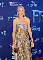 """LOS ANGELES, USA. November 08, 2019: Ever Carradine at the world premiere for Disney's """"Frozen 2"""" at the Dolby Theatre.<br /> Picture: Paul Smith/Featureflash"""