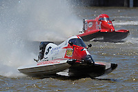 Reuben Stafford (#5) and Ricky Martinez (#76) (SST-120 class)
