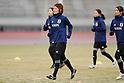 Soccer: Japan Women's National Team Official Training