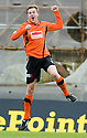05/02/2011   Copyright  Pic : James Stewart.sct_jsp009_hamitlon_v_dundee_utd  .::  PAUL DIXON CELEBRATES AFTER HE SCORES DUNDEE UTD'S SECOND  ::.James Stewart Photography 19 Carronlea Drive, Falkirk. FK2 8DN      Vat Reg No. 607 6932 25.Telephone      : +44 (0)1324 570291 .Mobile              : +44 (0)7721 416997.E-mail  :  jim@jspa.co.uk.If you require further information then contact Jim Stewart on any of the numbers above.........